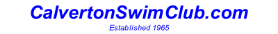 CalvertonSwimClub.com Established 1965